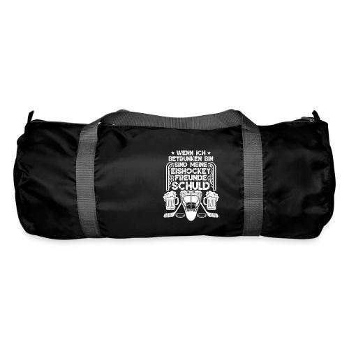 Lustiges Bier Eishockey Geschenk Hockey Freunde - Sporttasche
