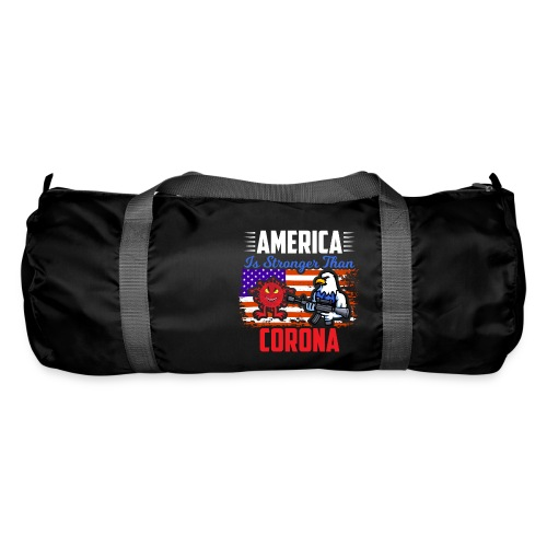 America against Corona - Sporttasche