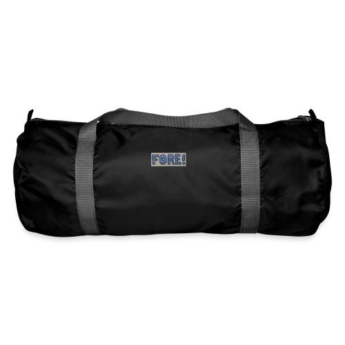 Fore blau - Sporttasche