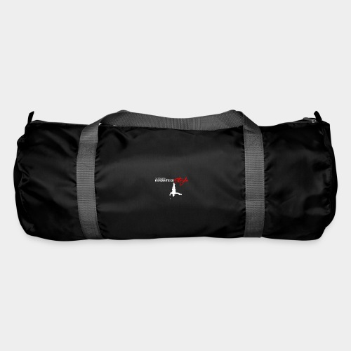 Hang in there & operate in style - Duffel Bag
