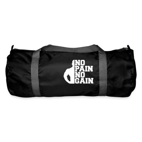 no pain no gain - Sac de sport