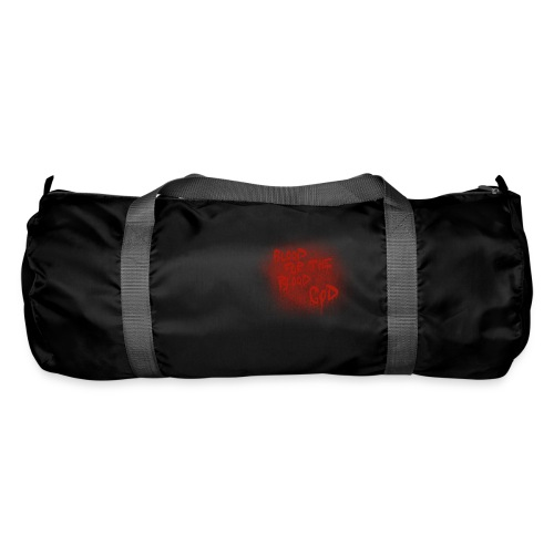 Blood For The Blood God - Duffel Bag