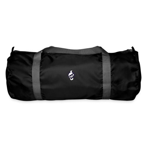 Shirt Purple and White png - Duffel Bag