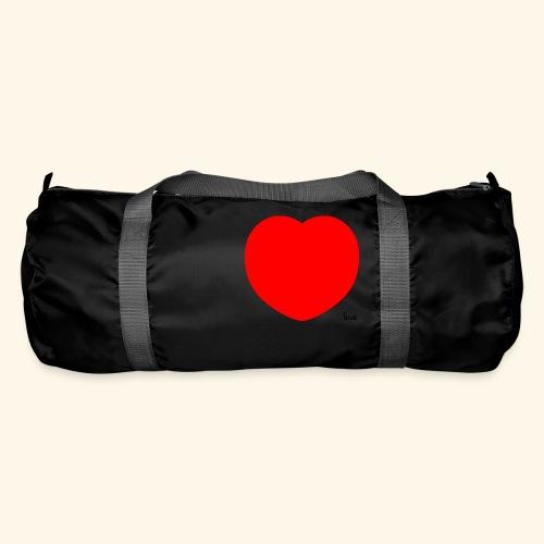 Heart - Sporttasche