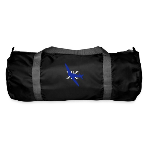 ukflagsmlWhite - Duffel Bag