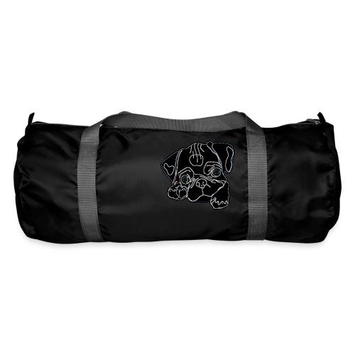 Pug Face - Duffel Bag