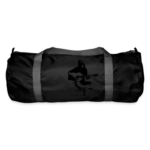 Cynthia Janes guitar BLACK - Duffel Bag
