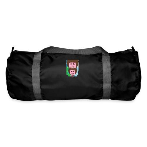 Bob Ross - Duffel Bag