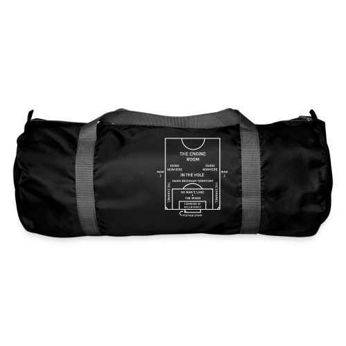 Football Pitch.png - Duffel Bag