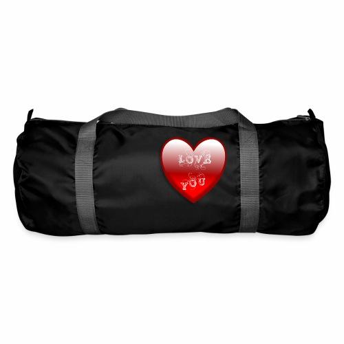 Love You - Sporttasche