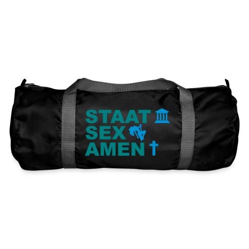 Staatsexamen / Staat Sex Amen - Sporttasche