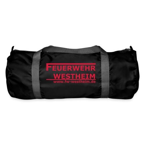 fww logo ohne signet spreadshirt 28 - Sporttasche