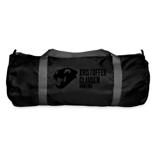 krisclausen sorthvit1 - Sportsbag