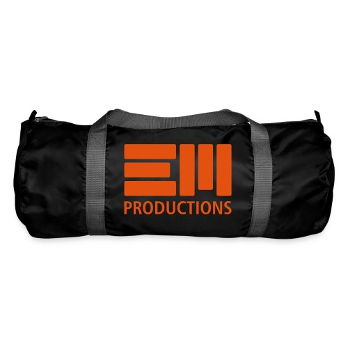 EM Productions Logo 2016 - Sporttasche