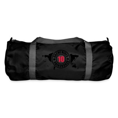cache hides - 10 - Sporttasche