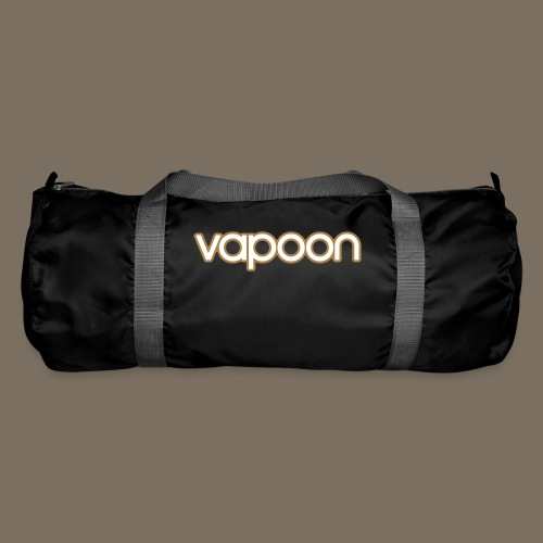 Vapoon Logo simpel 2 Farb - Sporttasche