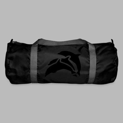 drei delfine - Sporttasche