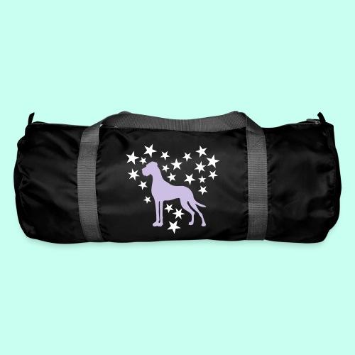 Sternenherz_Dogge - Sporttasche