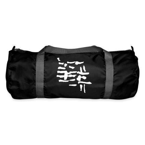 Structure / pattern - VINTAGE abstract - Duffel Bag