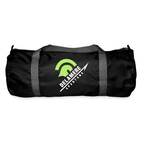 ds angle logo - Duffel Bag