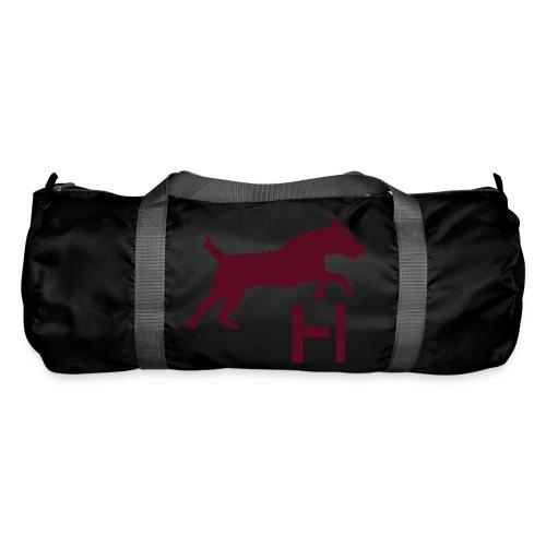 auf schwarz2 - Sporttasche