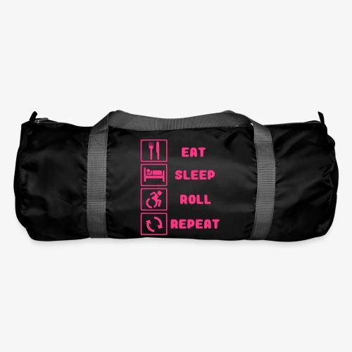 >Eten, slapen, rollen met rolstoel en herhalen 001 - Sporttas