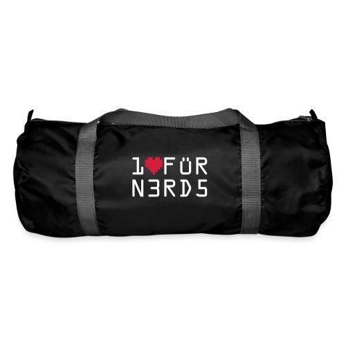 Ein Herz für Nerds - Sporttasche