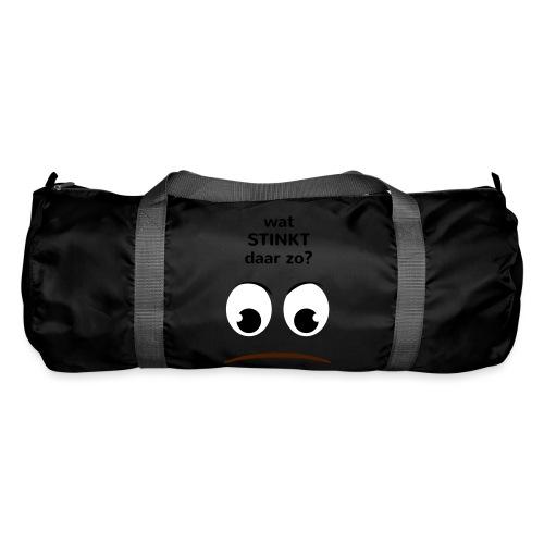 Grappige Rompertjes: Wat stinkt daar zo - Sporttas