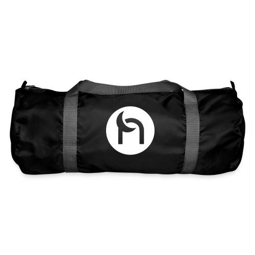 Nocturnal Samurai White - Duffel Bag