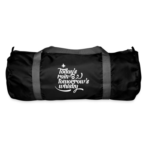 WWD Vert Logo - Duffel Bag
