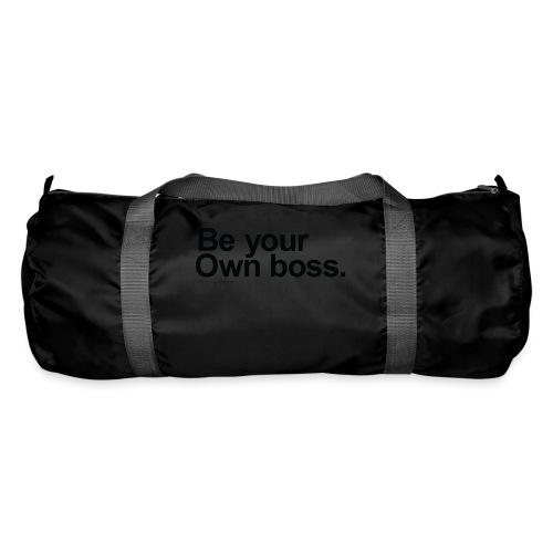 Boss in black - Duffel Bag