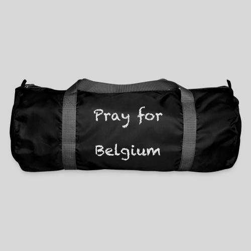 Pray for Belgium - Sac de sport
