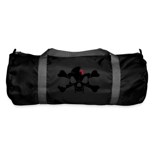 SKULL N CROSS BONES.svg - Duffel Bag