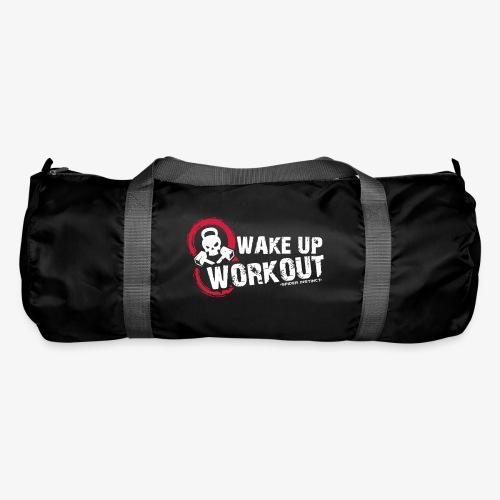 SPIDER INSTINCT Tshirt WakeUp & Workout - Sac de sport