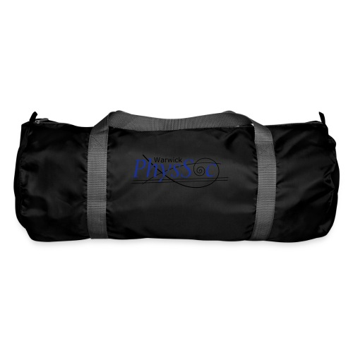 Official Warwick PhysSoc T Shirt - Duffel Bag
