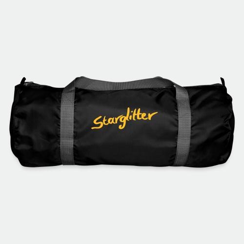 Starglitter - Lettering - Duffel Bag