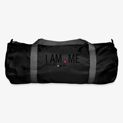 I AM . shirt - Sporttas