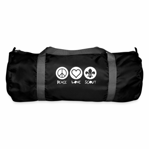 Peace Love Scout - Sac de sport