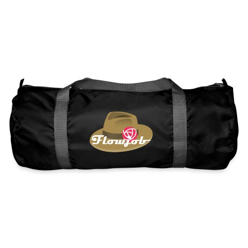 Flowjob Logo - Duffel Bag
