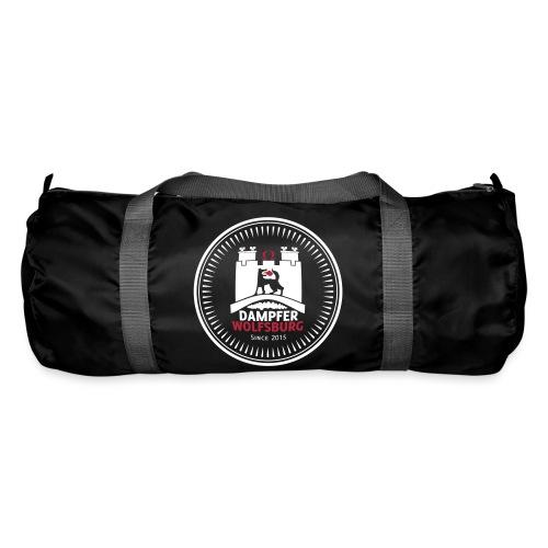 rz_logo_badge_auf_schwarz - Sporttasche