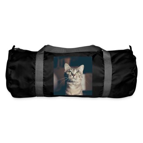 Hauskatzen Blick - Sporttasche