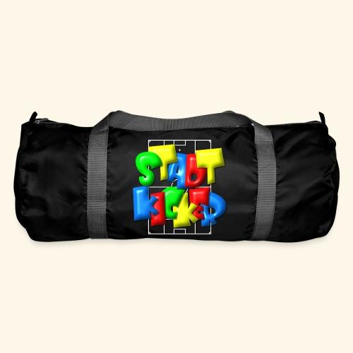Stadtkicker im Fußballfeld - Balloon-Style - Sporttasche