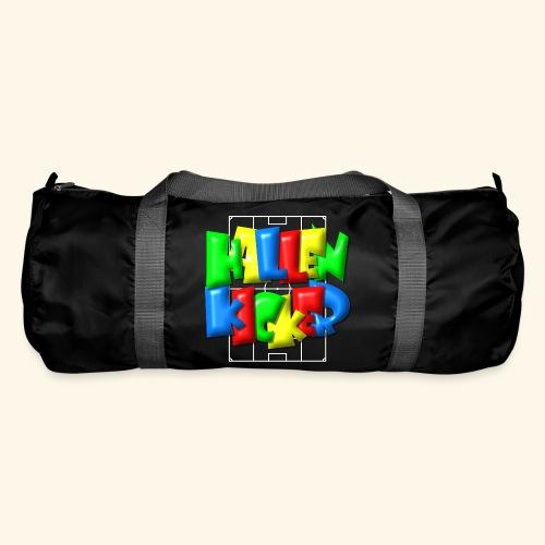 Hallenkicker im Fußballfeld - Balloon-Style - Sporttasche