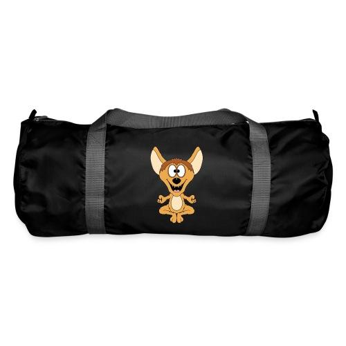 Lustige Hyäne - Yoga - Chillen - Relaxen - Fun - Sporttasche