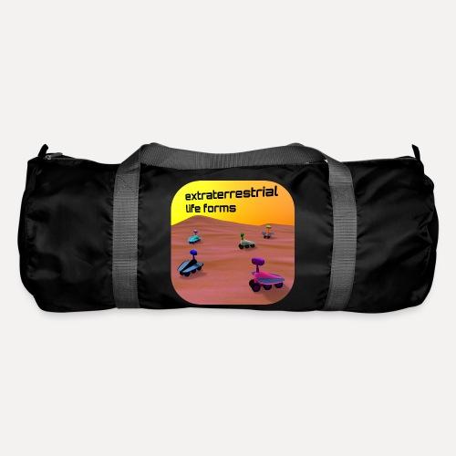 Leben auf dem Mars - Duffel Bag