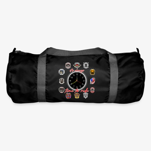 It's always time to ride - Collection - Borsa sportiva
