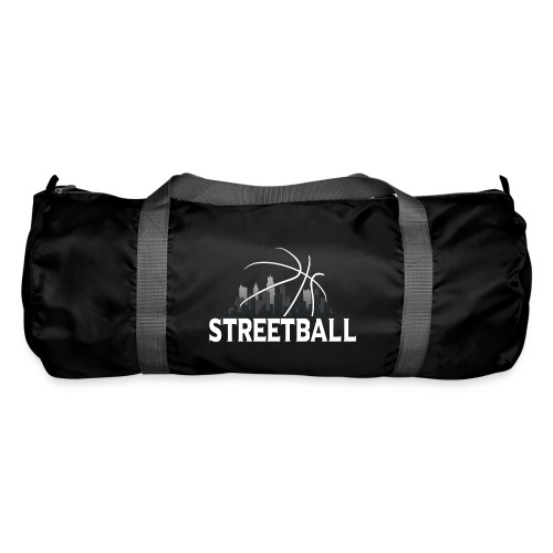 Streetball Skyline - Street basketball - Duffel Bag