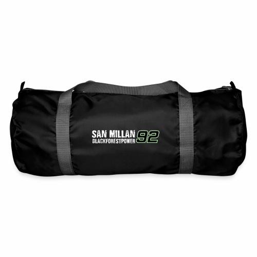 San Millan Blackforestpower 92 - vorne und hinten - Sporttasche