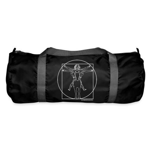 Vitruvianischer Reiter - Sporttasche