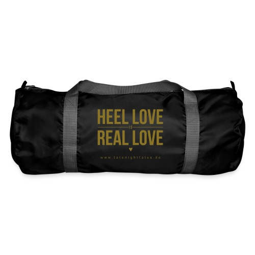Heel Love is Real Love <3 - GOLD - Sporttasche